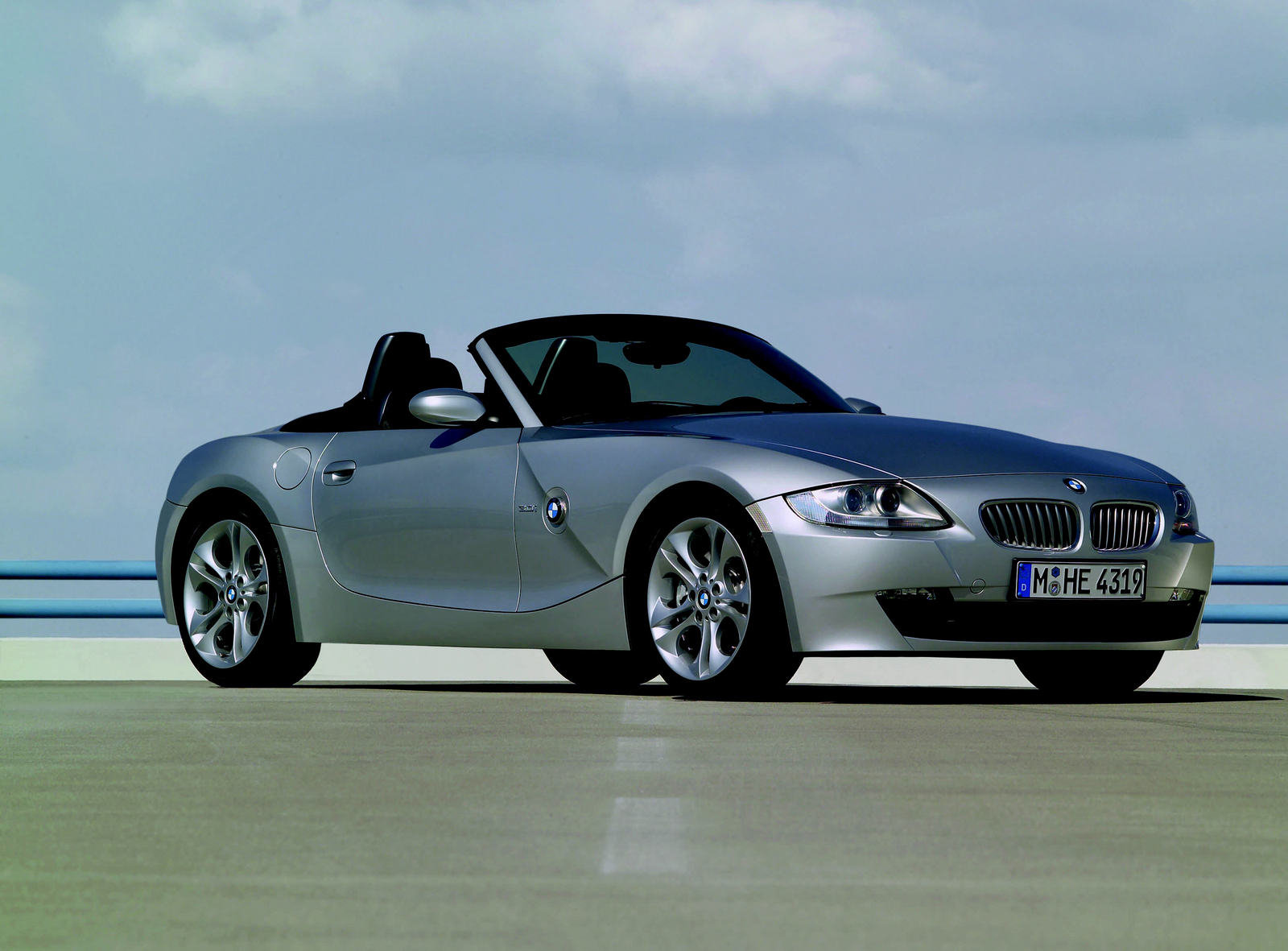 2007 Bmw Z4 Roadster Picture 36614 Car Review Top Speed