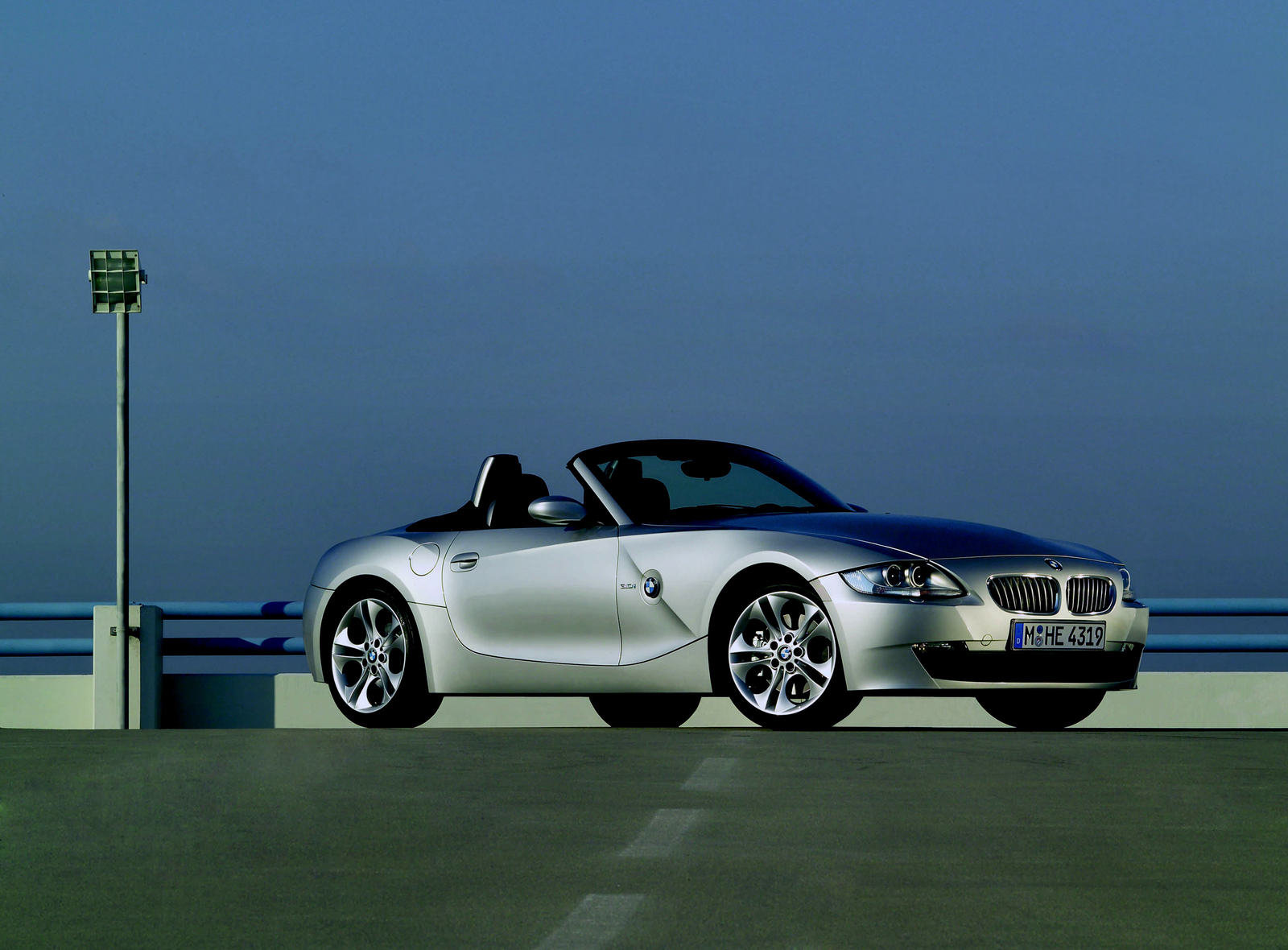 2007 Bmw Z4 Roadster Picture 36615 Car Review Top Speed
