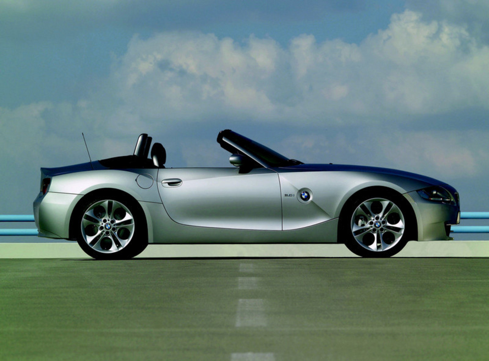 2007 Bmw Z4 Roadster Picture 36616 Car Review Top Speed