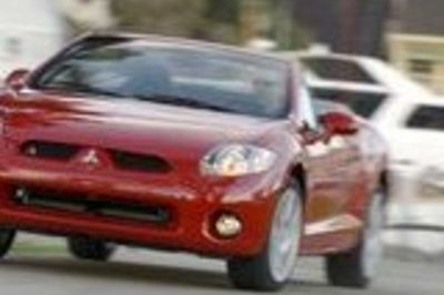2007 Mitsubishi Eclipse Spyder Review   Top Speed. »
