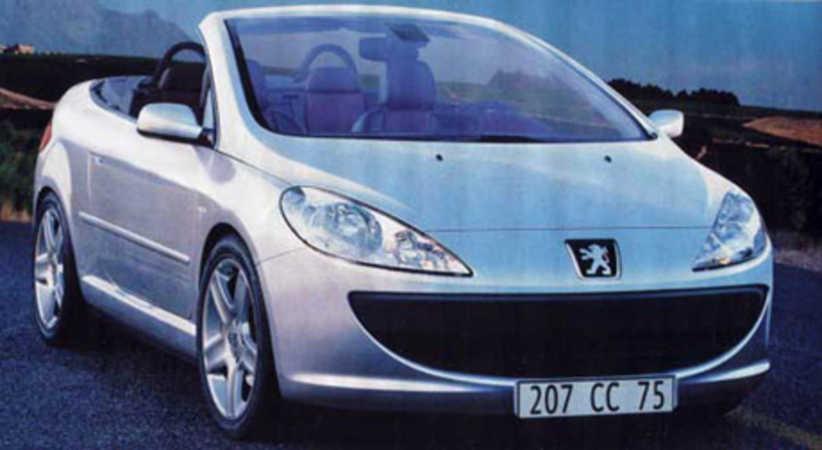 2007 peugeot 207 cc review top speed. Black Bedroom Furniture Sets. Home Design Ideas