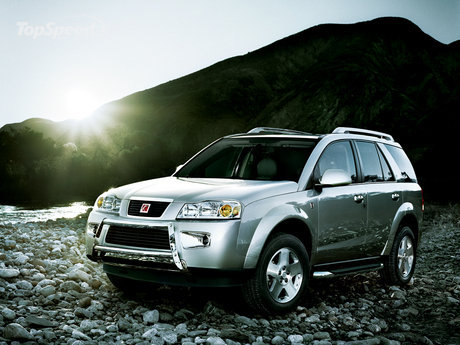 Saturn unveiled the production version of the 2007 Vue Green Line Hybrid,