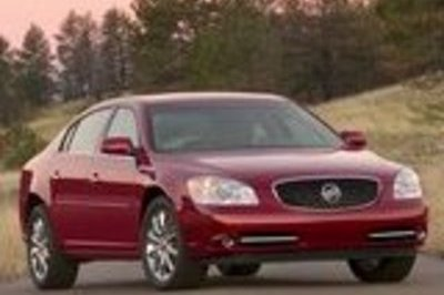Buick begins promotion to give away Tiger Woods` car : Lucerne CXS