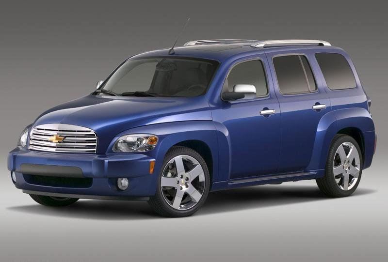 Chevrolet HHR wins vehicle design award