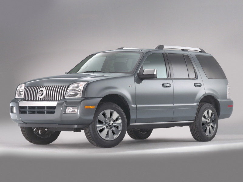 Ford Explorer and Mercury Mountaineer Earn NHTSA's Highest Crash Test Ratings