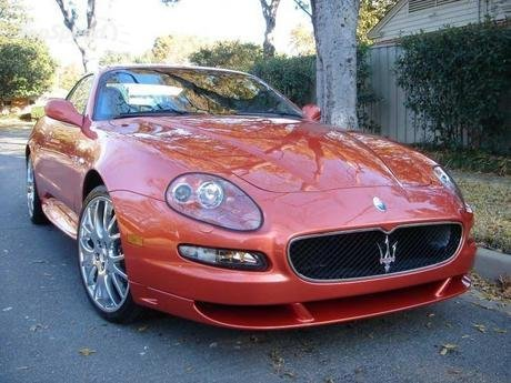 2006 Maserati Gransport Spyder. maserati gransport picture
