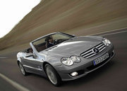 Mercedes Benz SL 500 2007