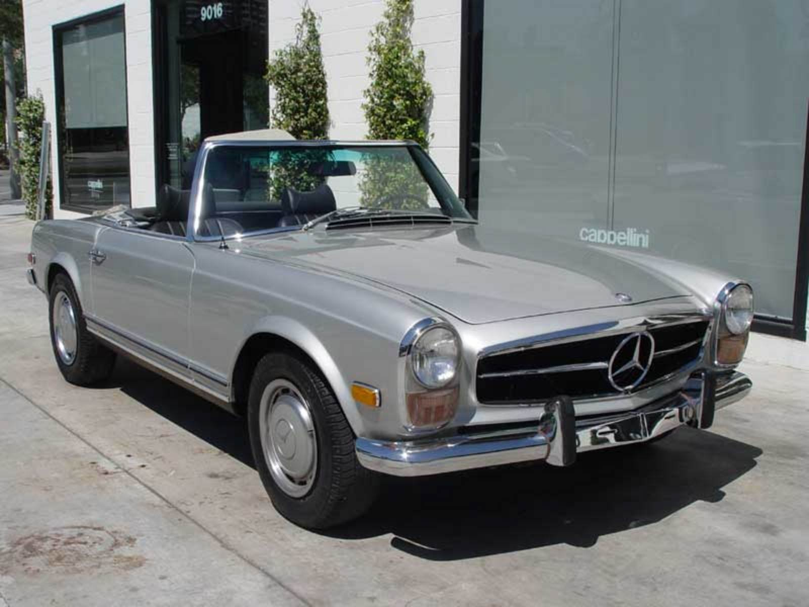 1963 1971 Mercedes Sl Class W113 Review Gallery