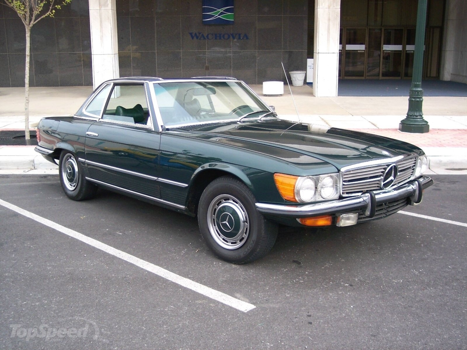 1972 1989 Mercedes Sl Class W107 Review Gallery