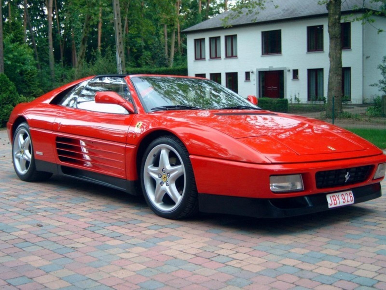 1989 1995 Ferrari 348 Ts Pictures Photos Wallpapers