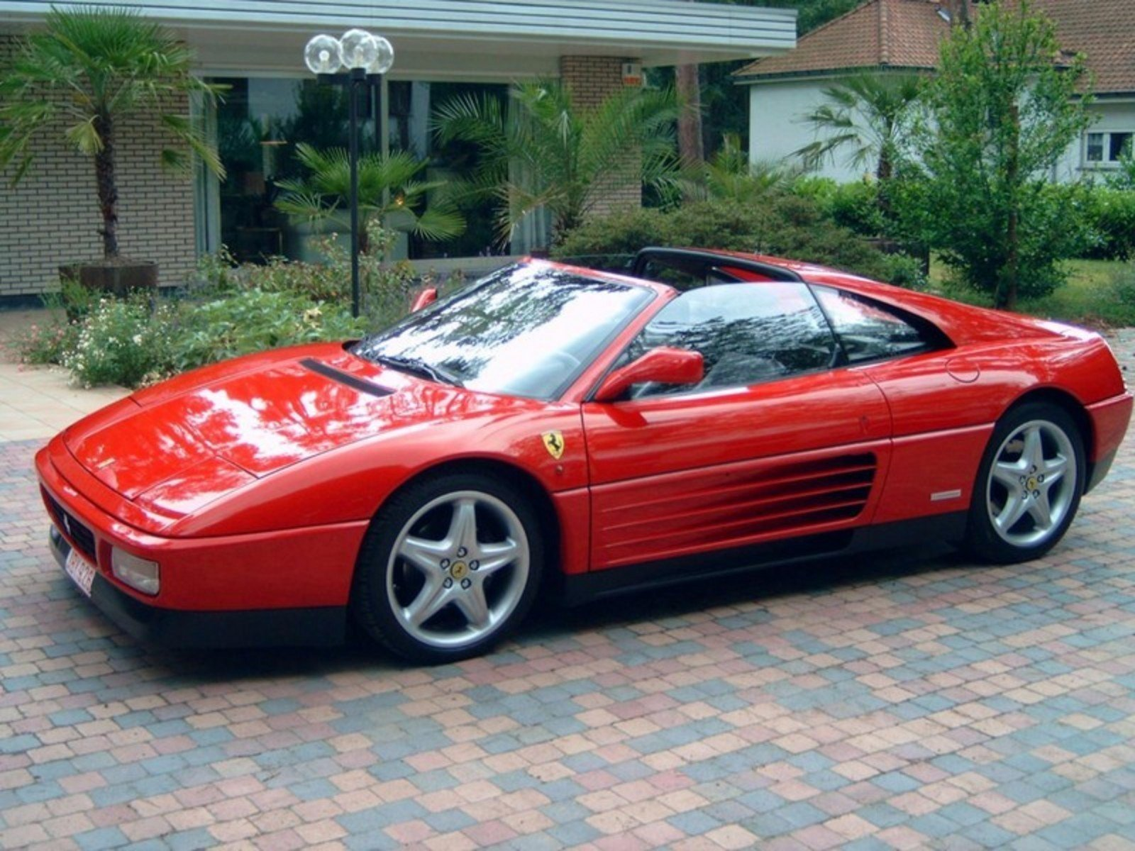 1989 1995 ferrari 348 ts picture 40361 car review top speed. Black Bedroom Furniture Sets. Home Design Ideas