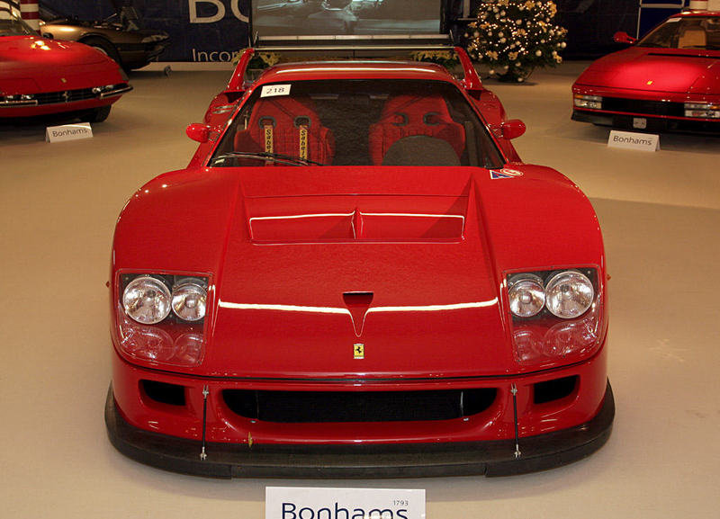 Ferrari F40: Latest News, Reviews, Specifications, Prices