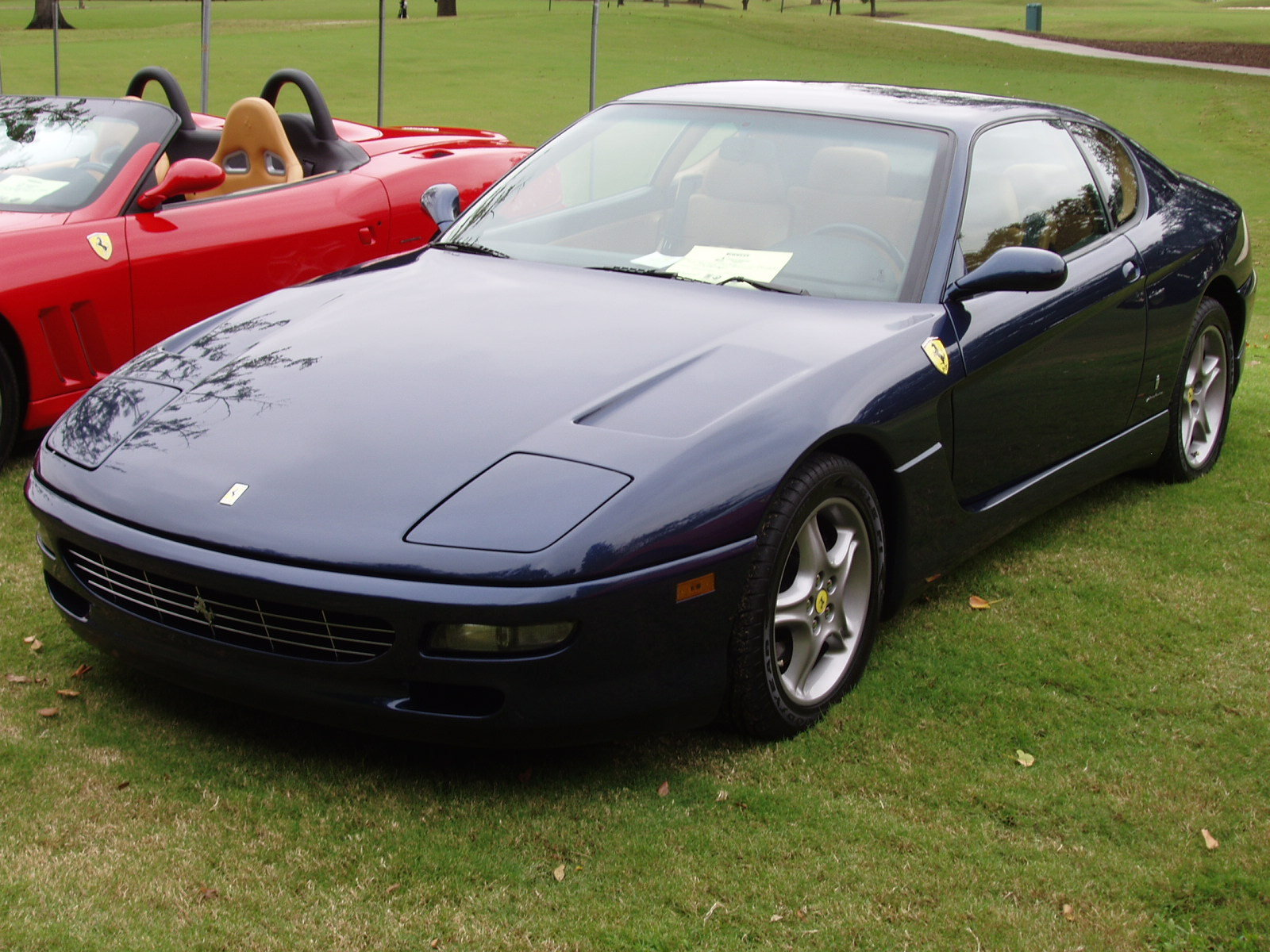 1992 1997 ferrari 456 gt picture 38386 car review top speed. Black Bedroom Furniture Sets. Home Design Ideas