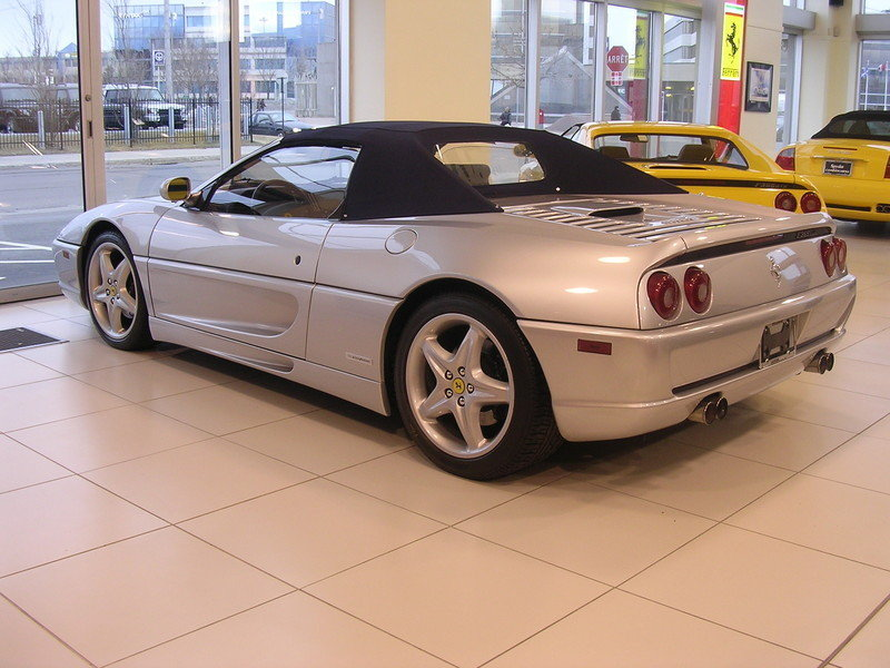 1995 1999 Ferrari F355 Spider Review Top Speed