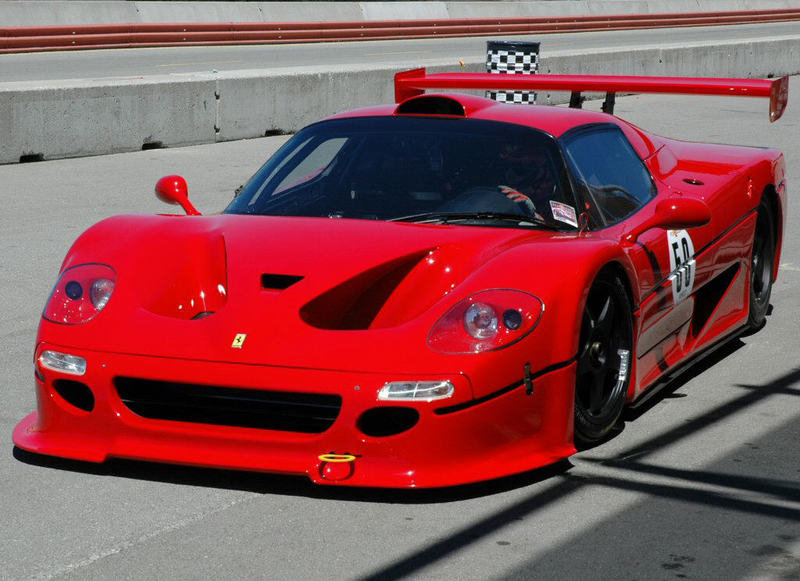 1996 Ferrari F50 GT High Resolution Exterior - image 38298