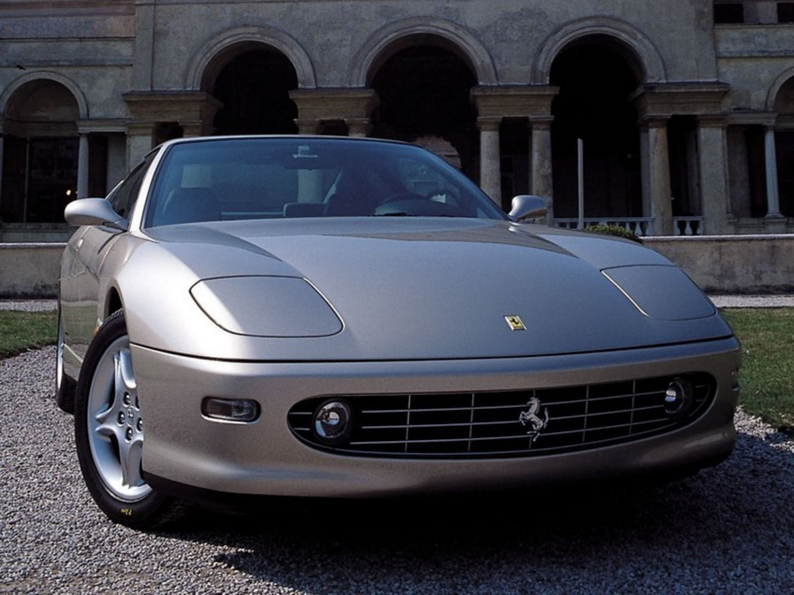 1998 2003 ferrari 456m gt review top speed. Black Bedroom Furniture Sets. Home Design Ideas