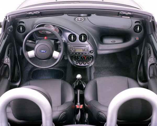 2003 Ford Streetka Car Review Top Speed