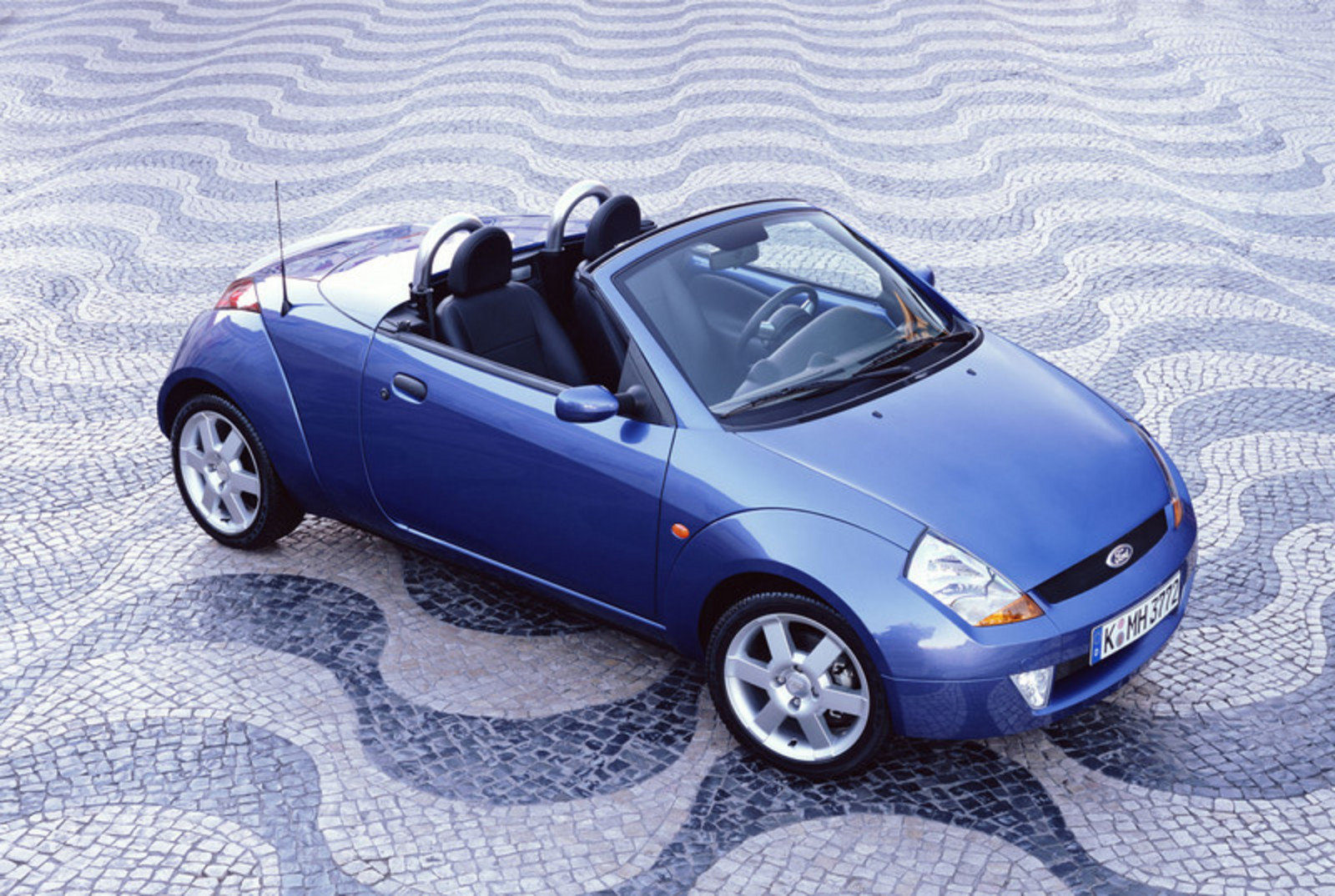 2003 ford streetka picture 38938 car review top speed. Black Bedroom Furniture Sets. Home Design Ideas