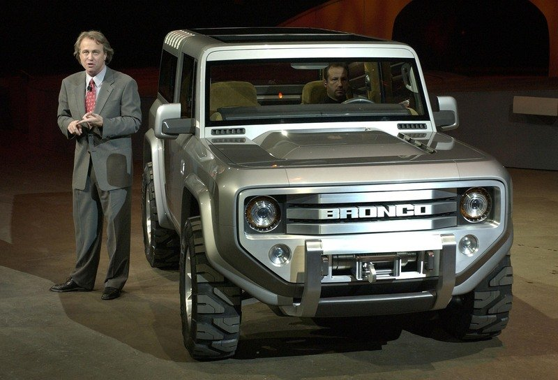 2005 Ford Bronco Gallery 38250 | Top Speed
