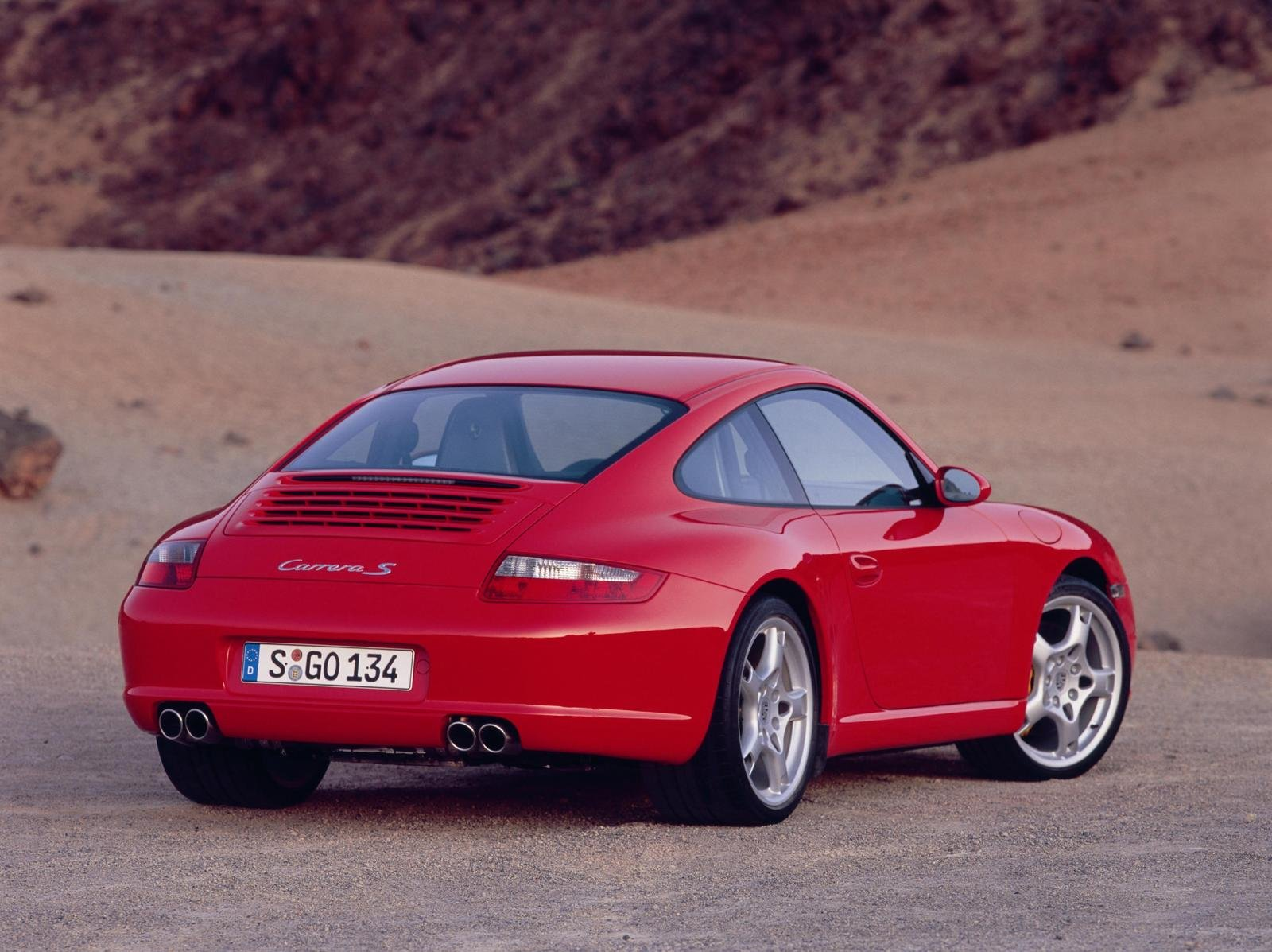 2005 porsche 911 carrera s 997 picture 41770 car. Black Bedroom Furniture Sets. Home Design Ideas