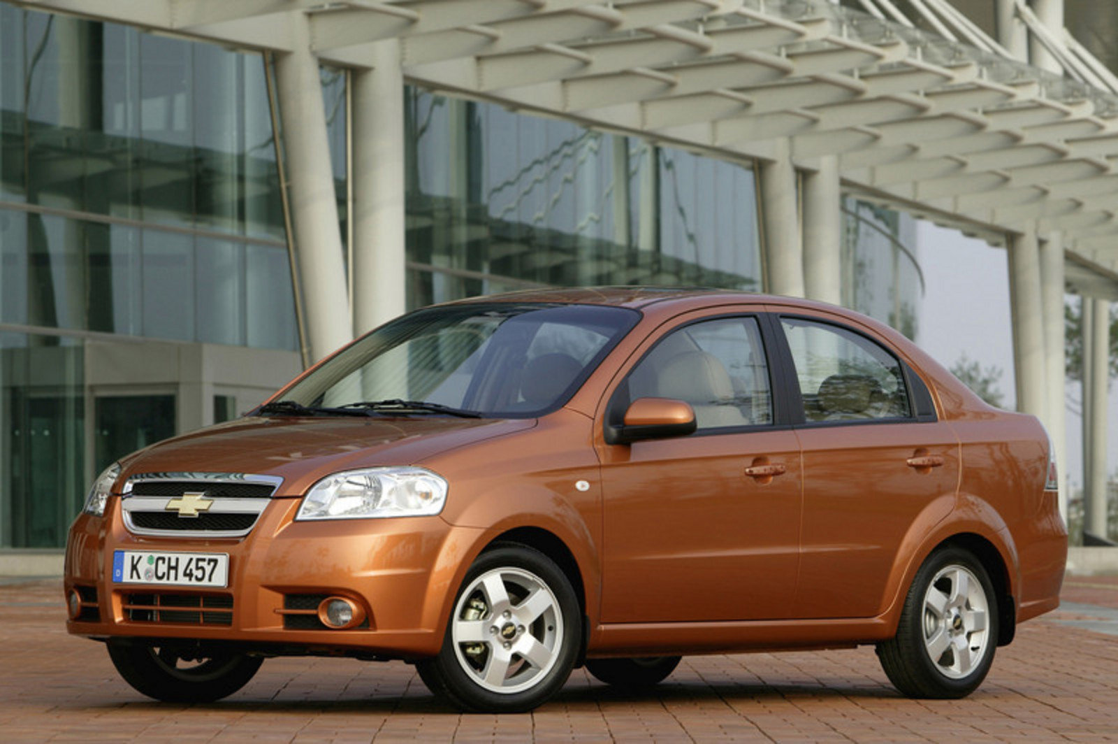 Chevrolet Aveo Reviews Specs Prices Photos And Videos Top Speed 2007 Fuel Filter 2006