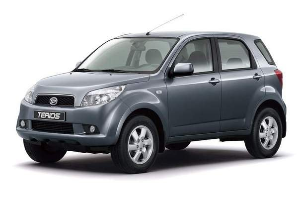 2006 Daihatsu Terios Review Top Speed