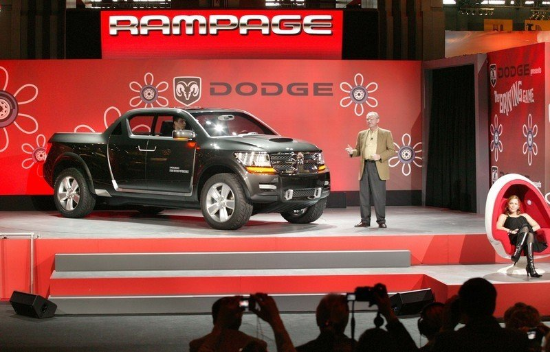 2006 Dodge Rampage