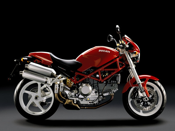 2006 ducati monster s2r 1000 motorcycle review top speed. Black Bedroom Furniture Sets. Home Design Ideas