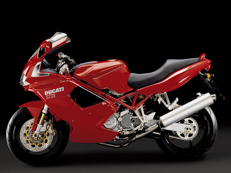 2006 Ducati Sporttouring ST3s ABS