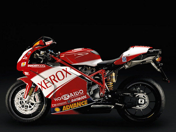 2006 Ducati Superbike 999R Xerox Review - Top Speed