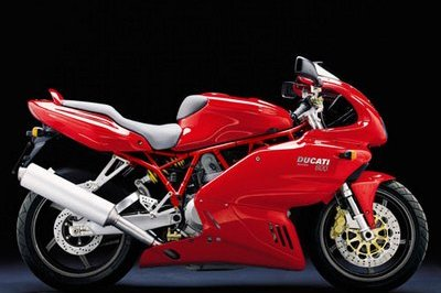 2006 Ducati Supersport 800