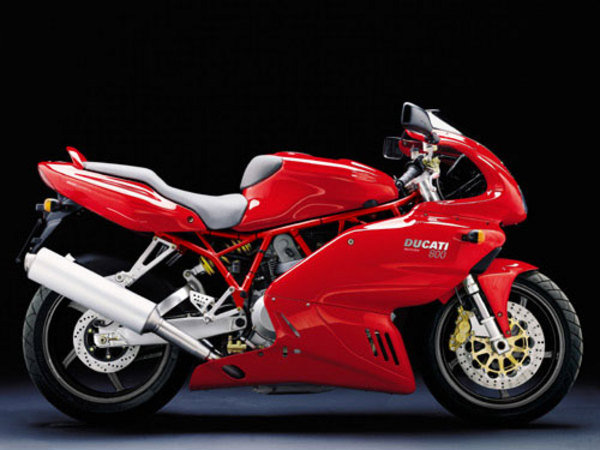 New Ducati Motorcycles