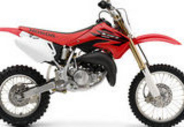 honda cr85r picture