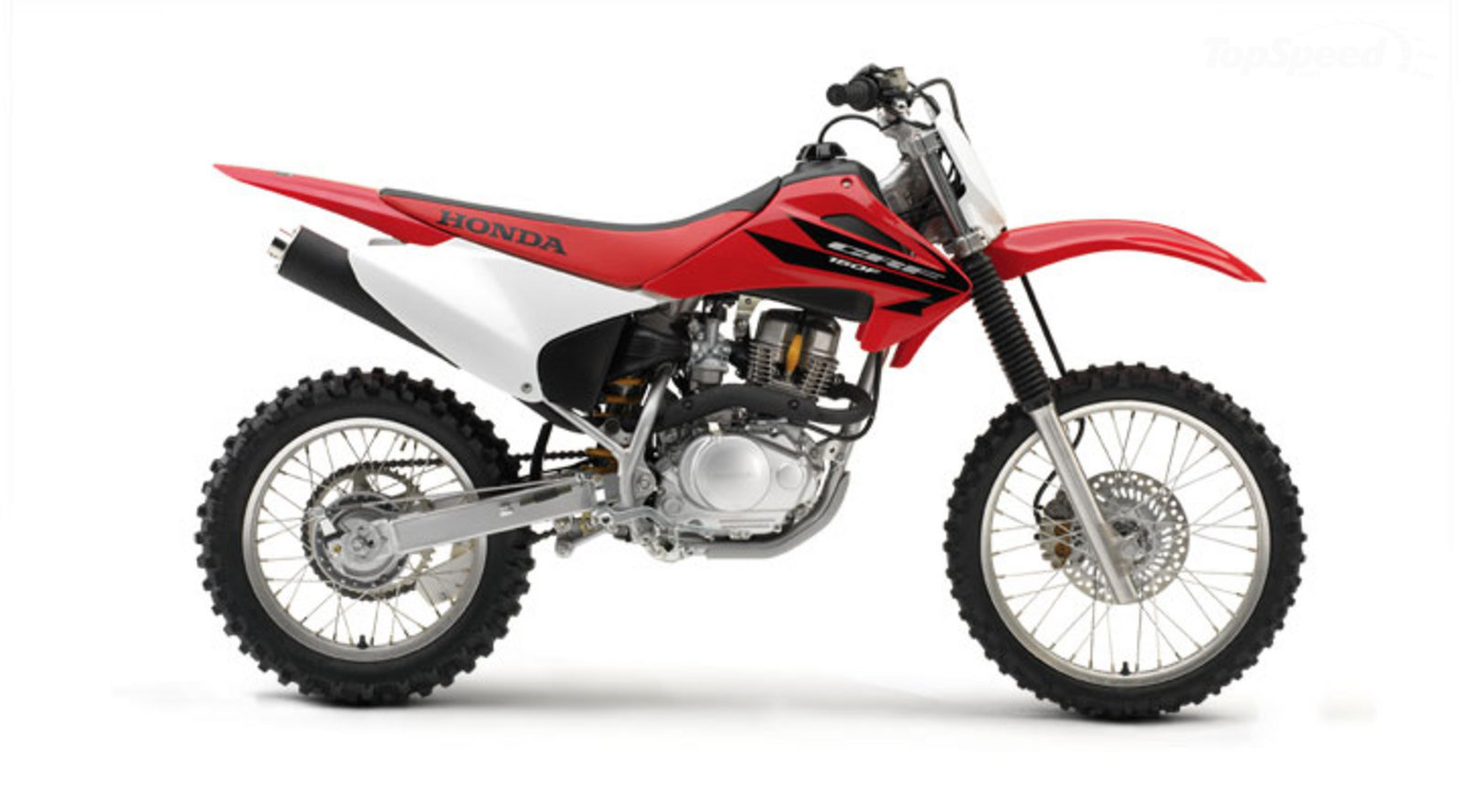 2006 Honda CRF150F Review - Top Speed