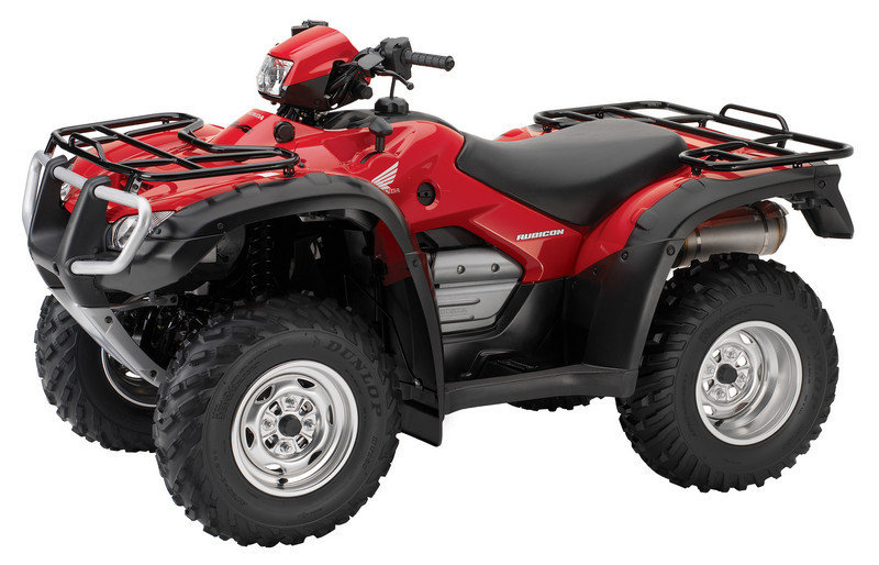 2006 Honda FourTrax Foreman Rubican GPScape