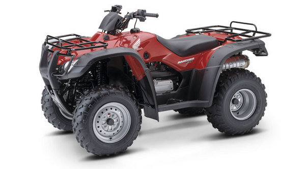 honda fourtrax rancher es picture