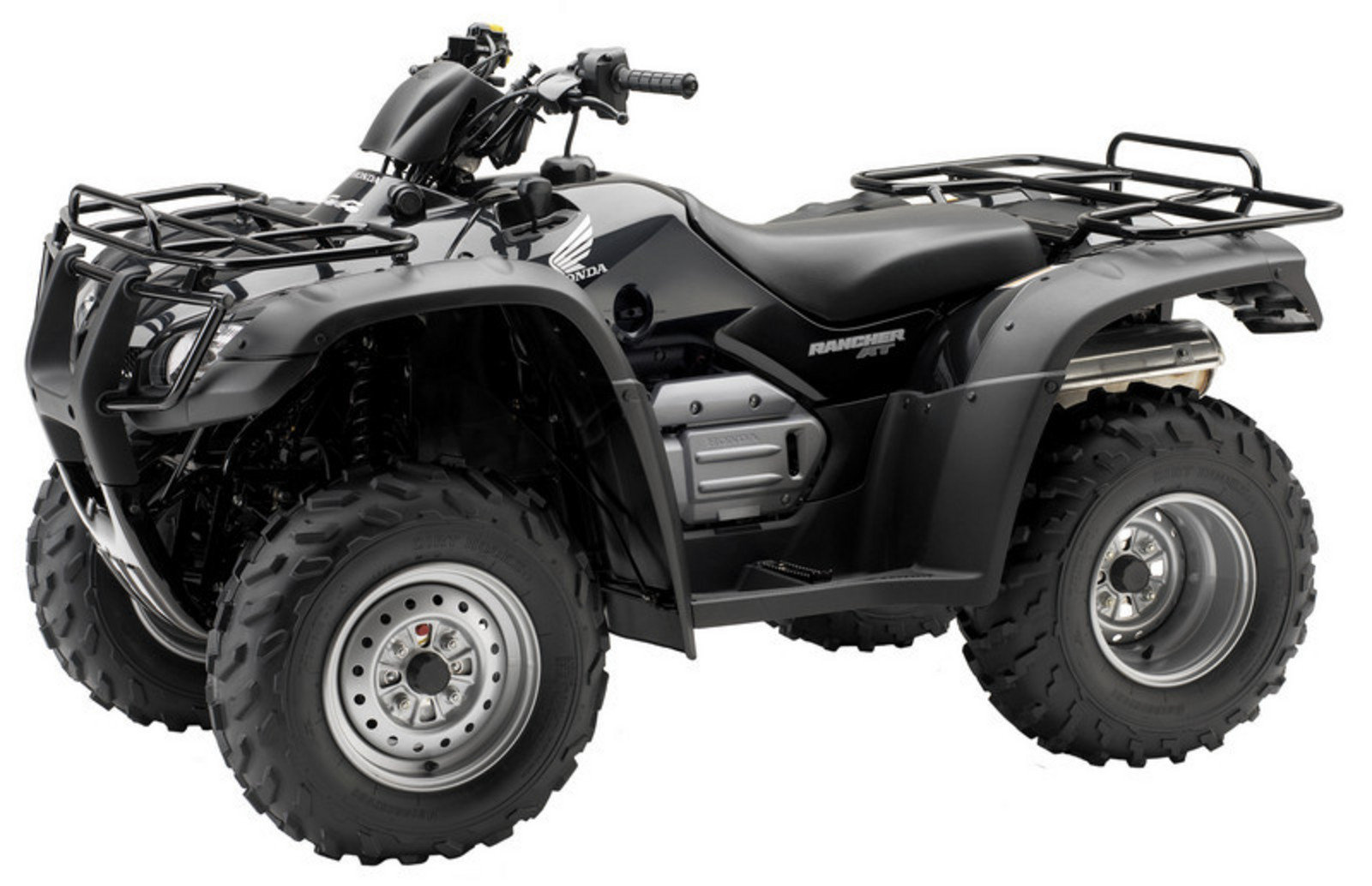 2006 Honda FourTrax Rancher AT GPScaope Review - Top Speed