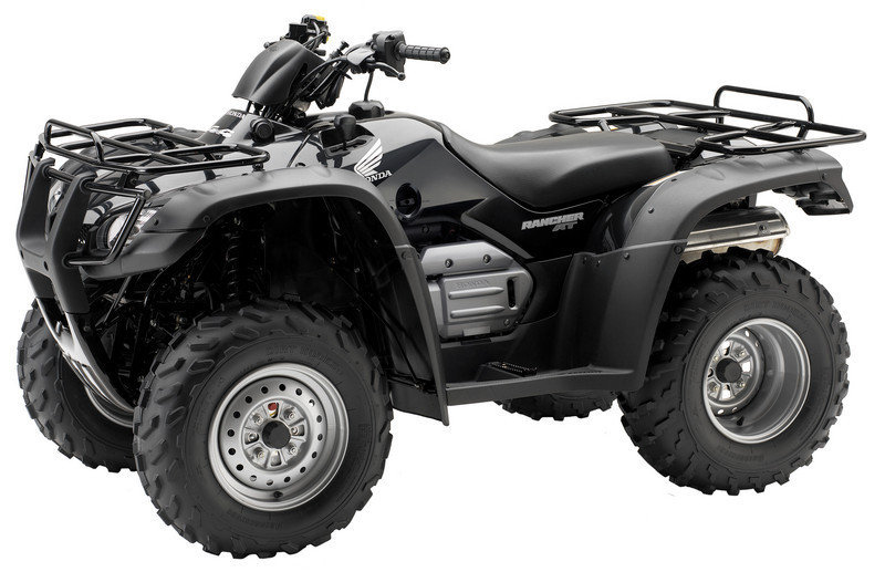 2006 Honda FourTrax Rancher AT GPScaope