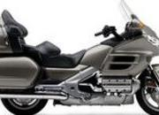 Honda Gold Wing Audio/comfort