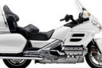2006 Honda Gold Wing Audio/Comfort/Navi