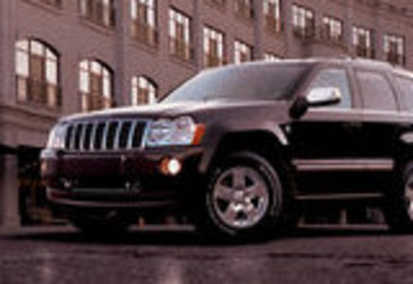 2006 jeep grand cherokee overland car review top speed. Black Bedroom Furniture Sets. Home Design Ideas
