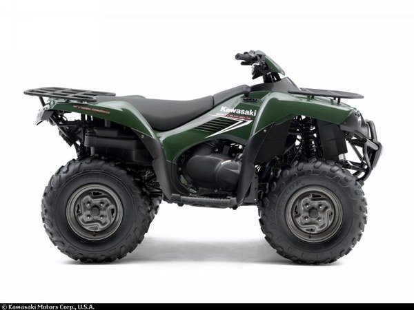 2006 kawasaki brute force 650 4x4i motorcycle review. Black Bedroom Furniture Sets. Home Design Ideas