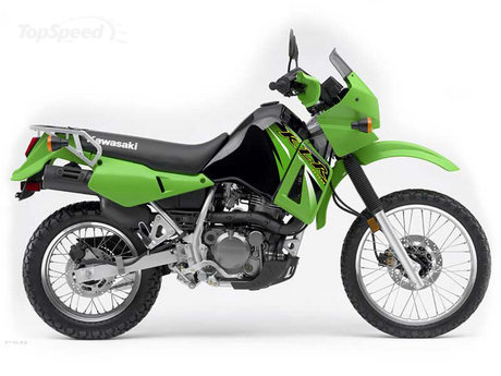 The Kawasaki KLR650 has some of the most loyal fans in motorcycling and the