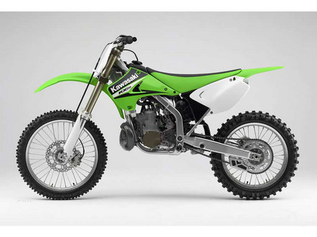 Filed under: Kawasaki | dirt bikes | Kawasaki KX