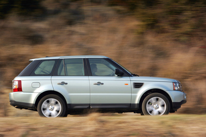 2006 range rover sport review top speed. Black Bedroom Furniture Sets. Home Design Ideas