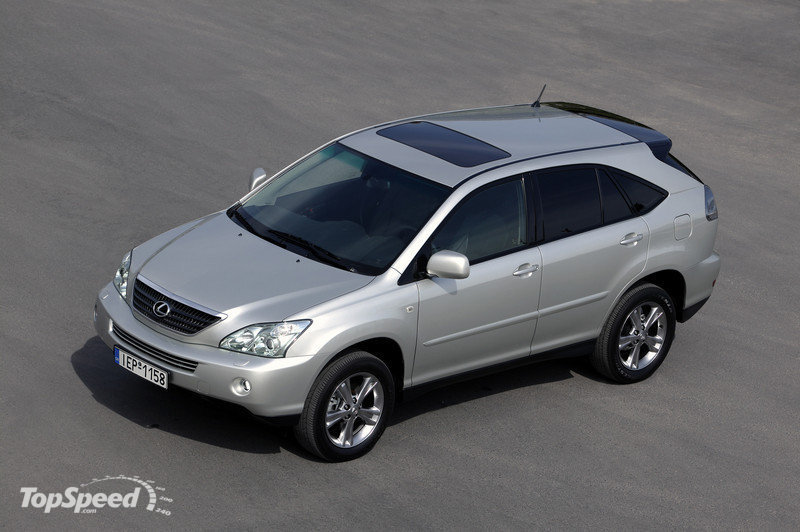 2006 lexus rx 400h review top speed. Black Bedroom Furniture Sets. Home Design Ideas