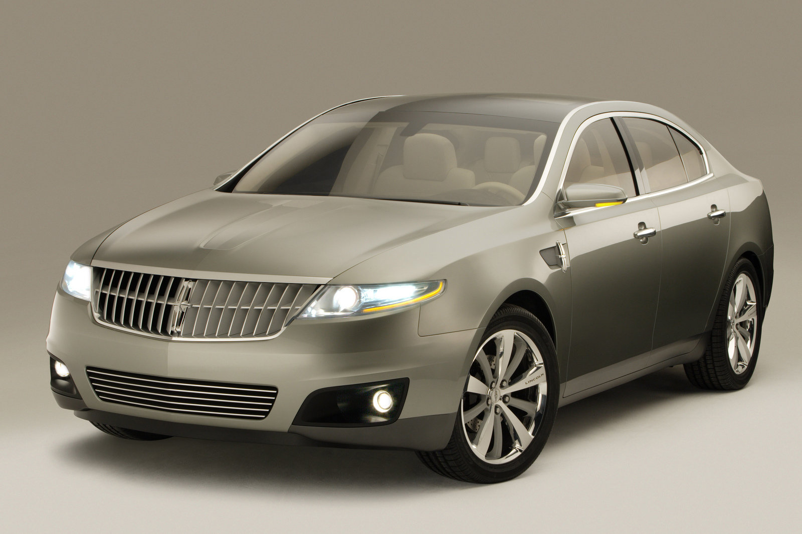 Led Lights For Cars >> 2006 Lincoln MKS Review - Top Speed