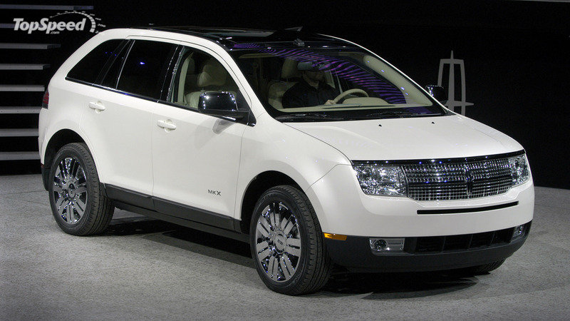 2006 Lincoln MKX