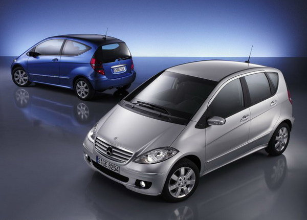 2006 mercedes a class polar star special edition car review top speed. Black Bedroom Furniture Sets. Home Design Ideas