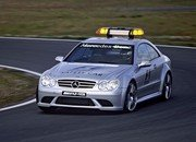 Mercedes CLK 63 AMG Safety Car